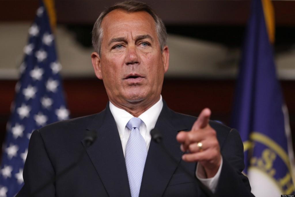61st House Speaker, R- John Boehner