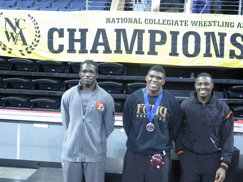 Courtesy of FAMU Wrestling Team