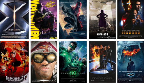 university times are the days numbered for superhero films