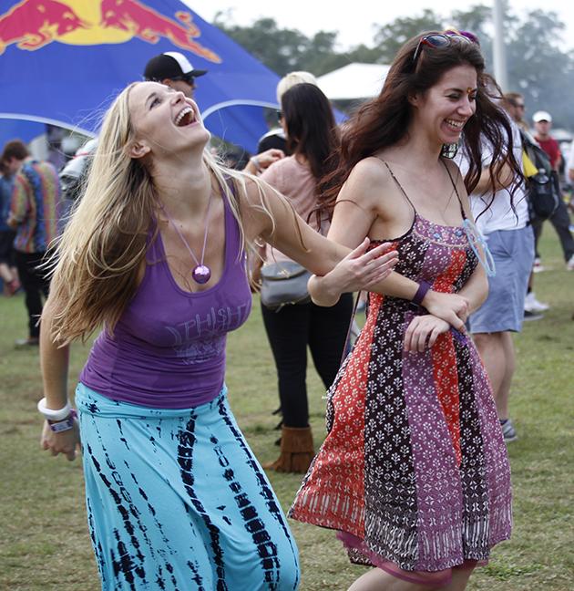 Attend a festival