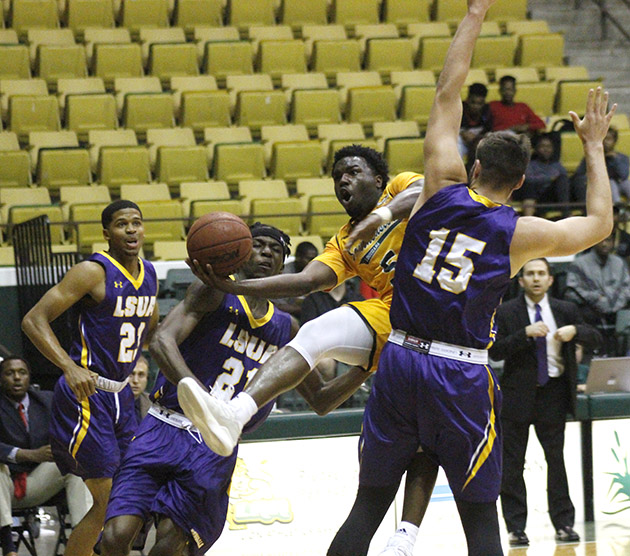 The Lions basketball team faced a tougher task against LSU-Alexandria compared to their previous game where a resilient defense helped them to squeeze out a victory. Despite the victories in the exhibition game, the Lions have much work to do ahead for the game against Millsaps College.