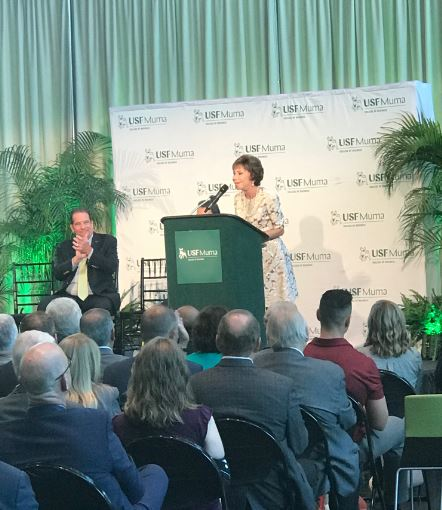 MUMA College of Business receives $5 million donation – The