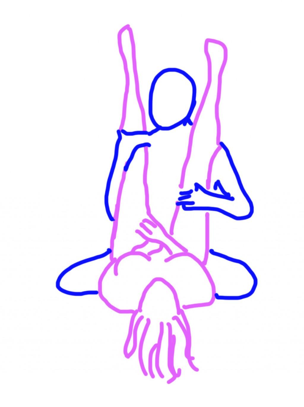 Twister Sex Position 90