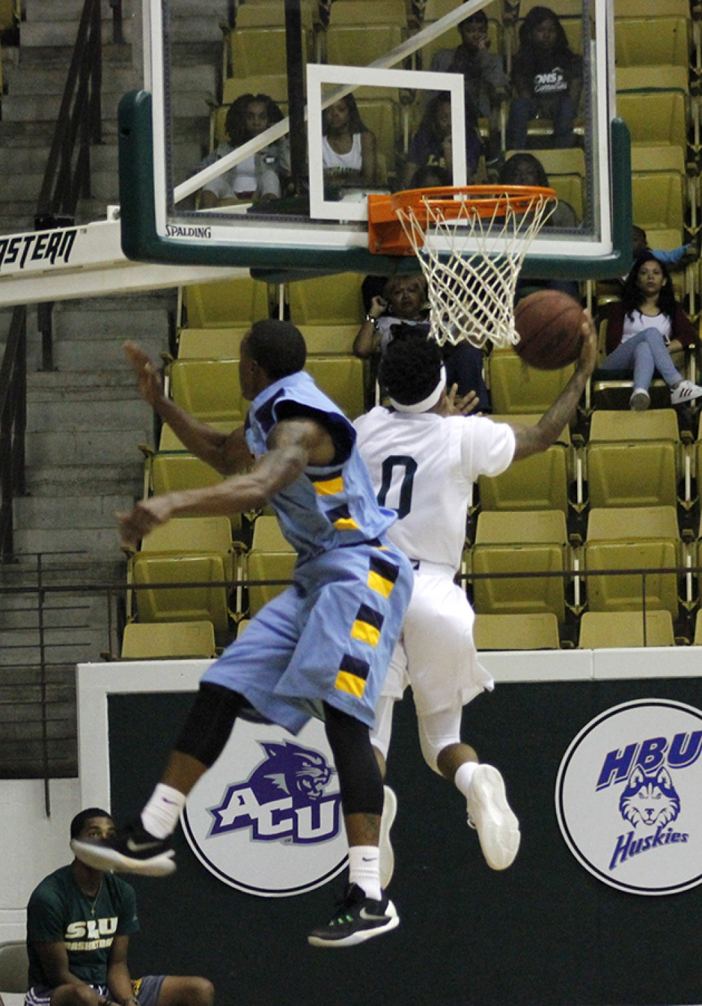 The men's basketball team displayed a solid performance as they returned to the University Center to treat fans with their first exhibition game. Last season, the Lions finished in the second round of the Southland Conference Tournament losing to the number four seeded Houston Baptist.