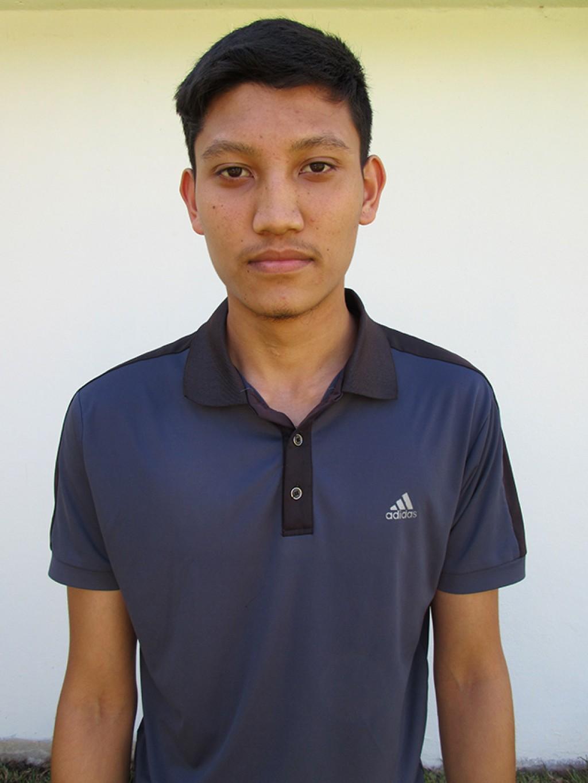Nikisun Shrestha's Staff Headshot